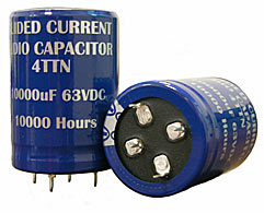T-Network Capacitors, photo