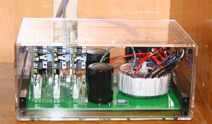 Dnm Products The New 3d Preamplifier