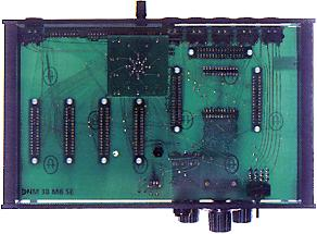 Photo of PCB layout